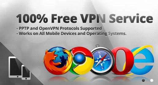 VPNBook tarayıcı ve cihazlar