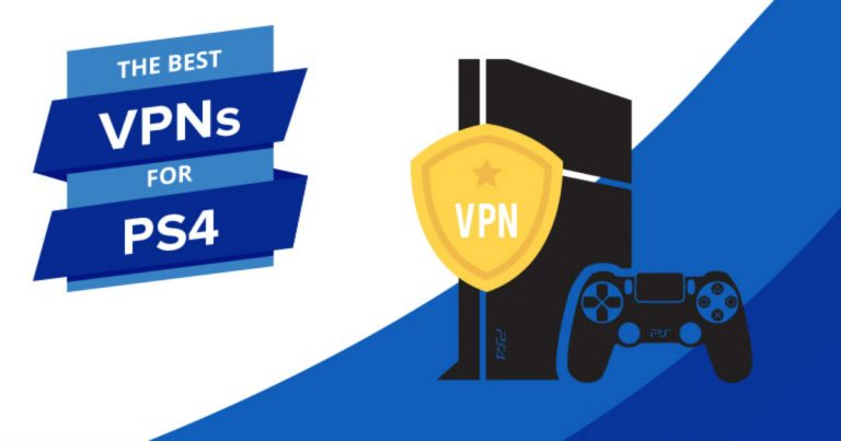 VPNs for PS4