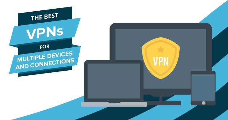 The Best VPNs for Multiple Devices
