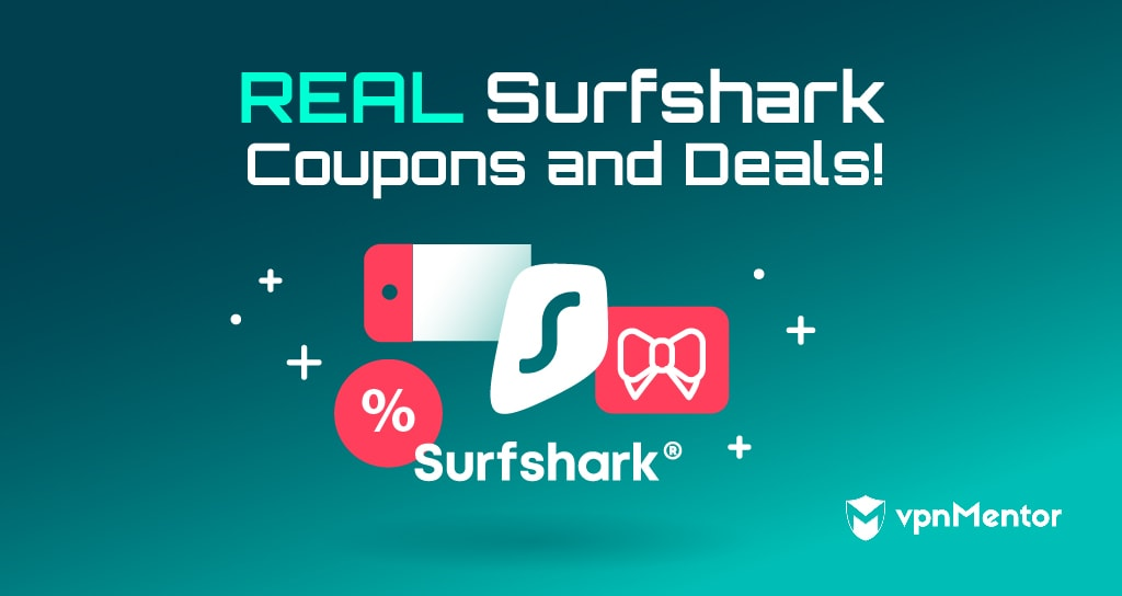 surfshark coupon and deals